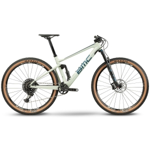 2021 BMC Fourstroke 01 LT Two Mountain Bike