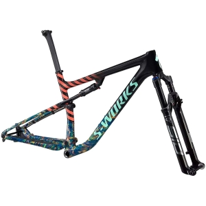 2021 Specialized S-Works Epic - Gloss Carbon Frameset