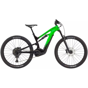 2021 Cannondale Moterra Neo 3+ Electric Mountain Bike