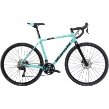 2021 Bianchi Via Nirone 7 Allroad GRX400 Disc Gravel Bike