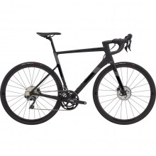 2021 Cannondale SuperSix EVO Ultegra Disc Road Bike - 1